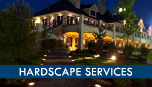 hardscape hardscapes services firepit lighting